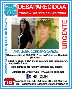 desaparecida La Palma