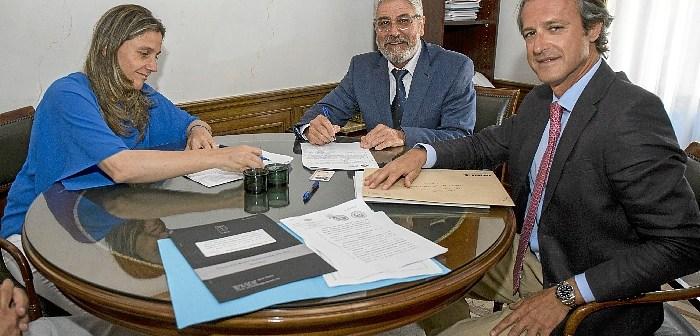 firma convenio asisa