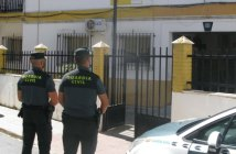 guardia civil isla cristina
