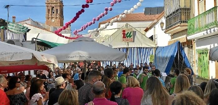 Feria Zalamea 2017