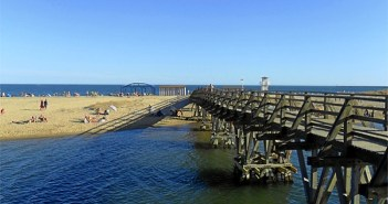 Isla Cristina puente Gola