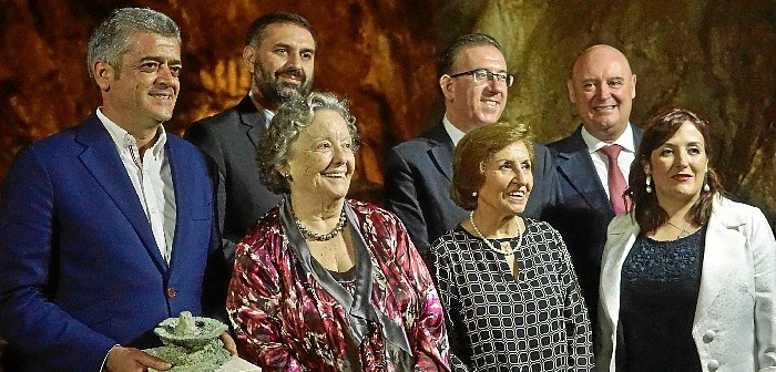 galardonados  II gala turismo aracena