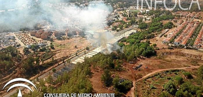 incendio riotinto