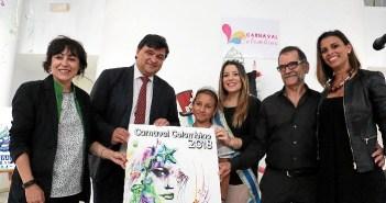 Cartel del Carnaval colombino 2018 (1)