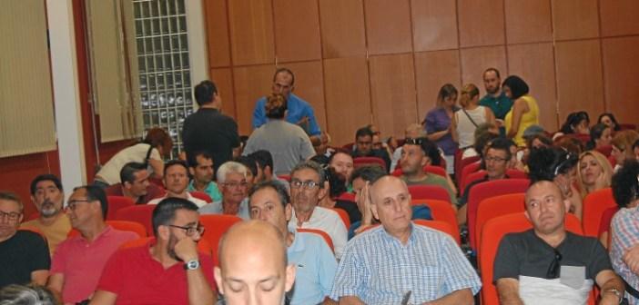 Delegados CCOO