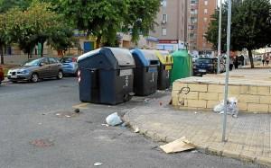 Denuncia del PP sobre limpieza en Huelva (3)