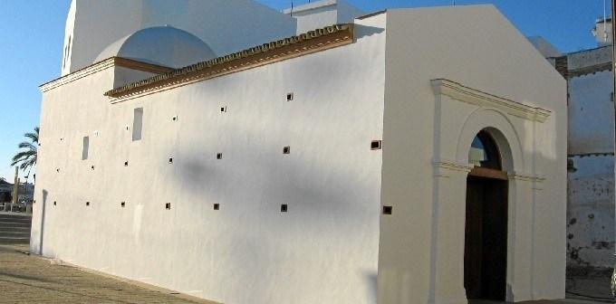Capilla de San Cristobal.