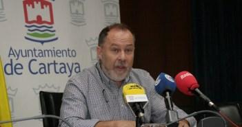 Gabriel Maestre, concejal Urbanismo Cartaya