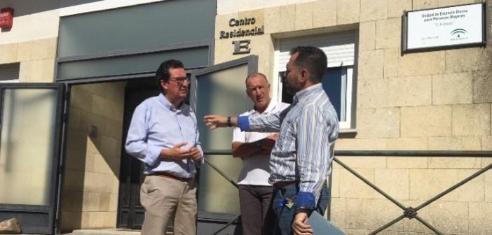 PP denuncia amenaza de cierre de la residencia de mayores de El Cerro