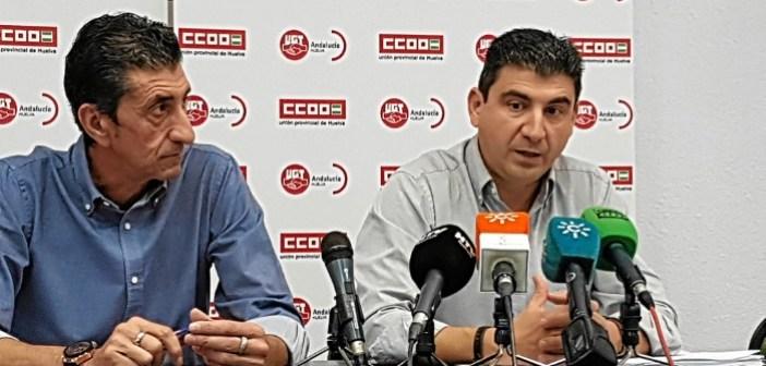 Secretarios provinciales de UGT y CCOO (1)