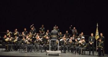 Banda cornetas y tambores Punta