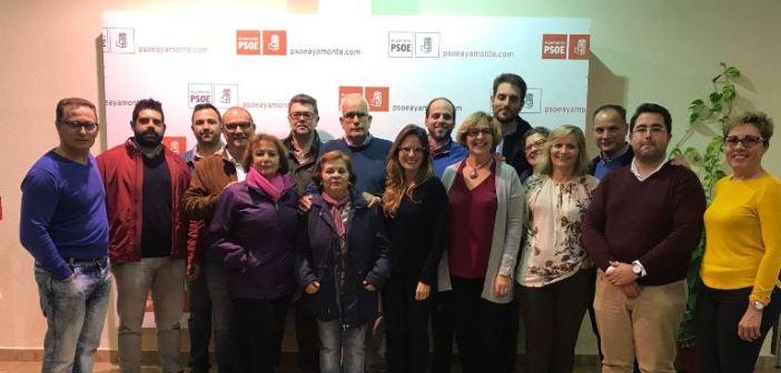Ejecutiva PSOE Ayamonte