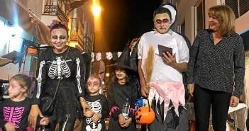 Halloween en Cartaya (2)