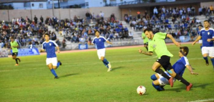 Carlos Lazo, autor del gol. (Tenor)