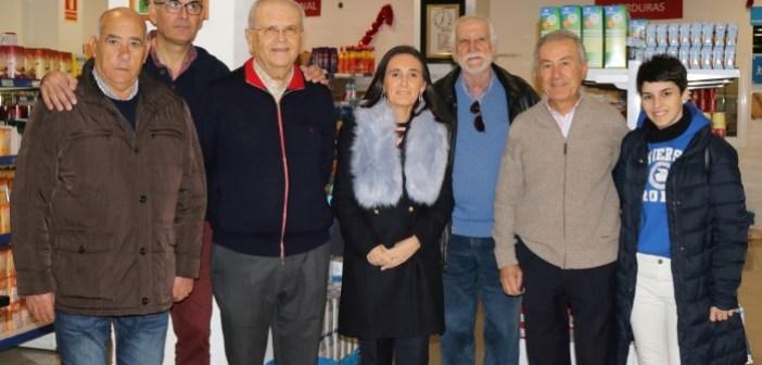 20171220 Subdelegada visita economato Resurgir