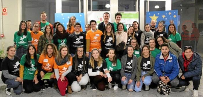 Aula Sostenibilidad UHU Voluntarios