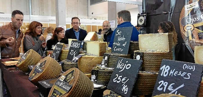 inaug mercado queso alcalde y corporacion