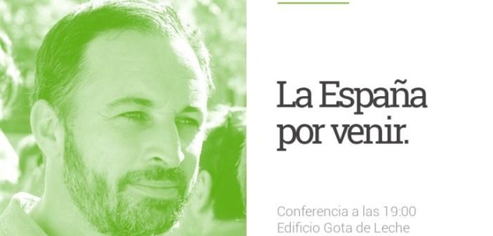 Acto de Vox en Huelva