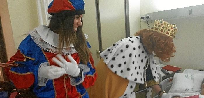 Foto Reyes Hospital Infanta Elena I