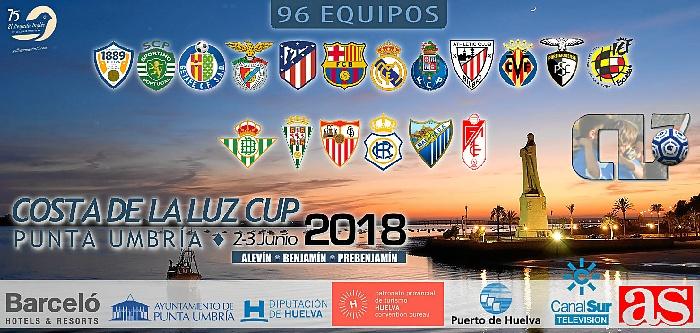 Deportes Costa de la Luz Cup Cartel