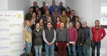 Foto de grupo IV Curso Técnico sobre Sostenibilidad