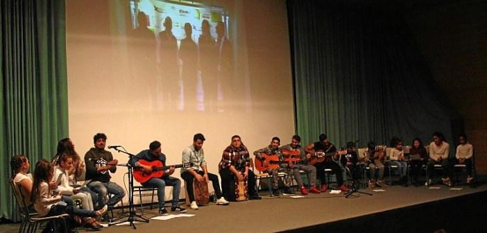 Jornada de Música en el Aula de la Experiencia de la UHU