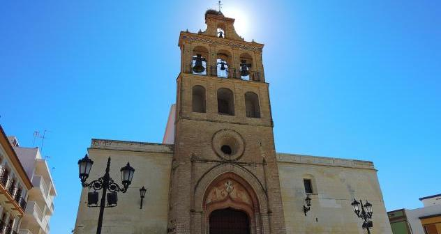 Parroquia Santo Domingo de Guzmán en Lepe