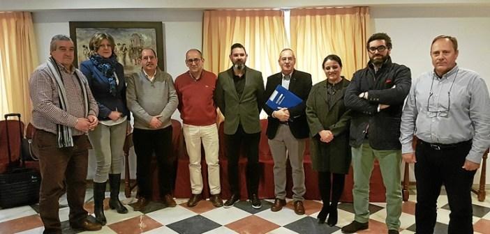 Reunión de Ajdepla en la provincia de Huelva (1)