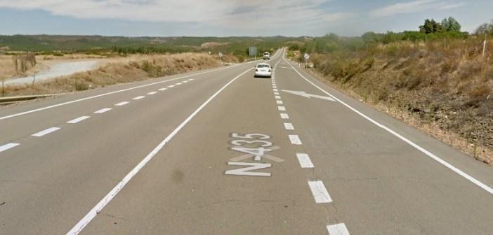 Accidente en Valverde del Camino