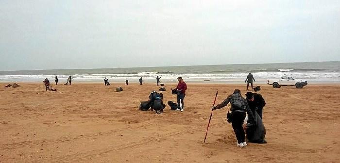 Temporal Limpieza Playa Voluntarios (11)