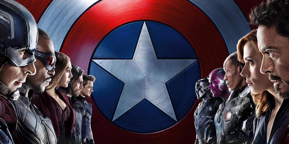 Cap America Civil War
