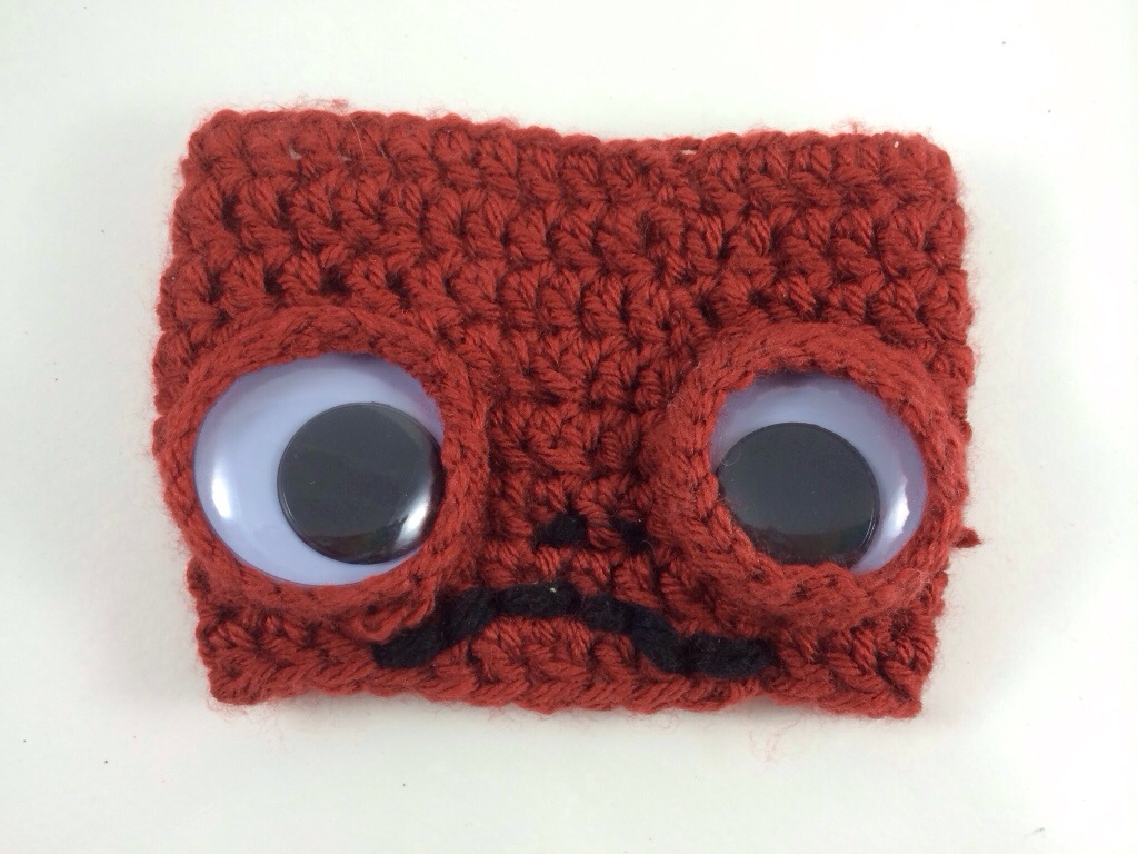 Admiral Ackbar Crocheted Coffee Sleeve by Hugs are Fun