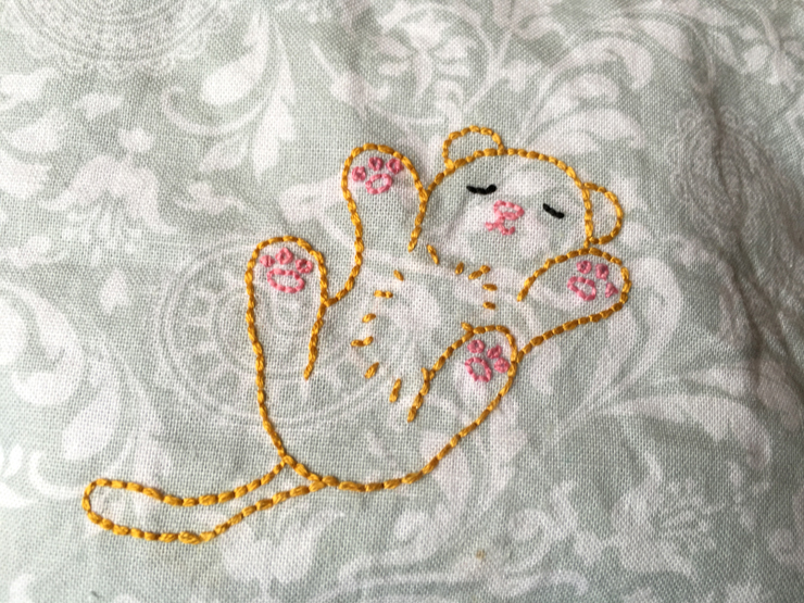 Stitch Love: A One Year Celebration! With Free Embroidery Patterns