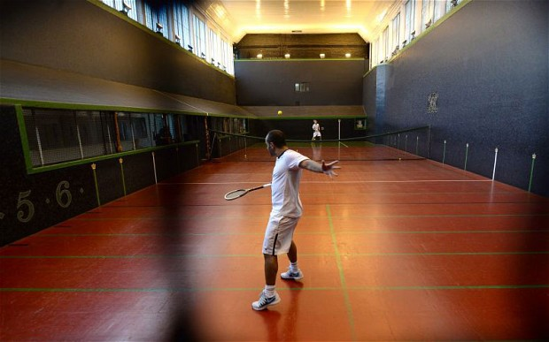 What is Real tennis