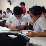 フィリピン人介護福祉士、看護士の日本語トレーニング風景2