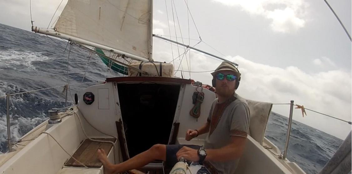 Transatlantique en solitaire - 21 jours en voilier !