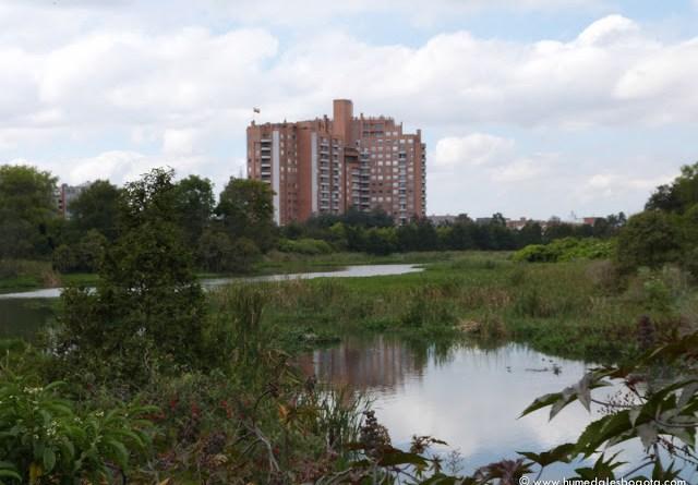 Humedales de bogot paisajes de oportunidad fundaci n for Direccion ministerio del interior bogota