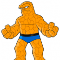 thumbs the thing marvel comics