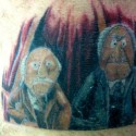 thumbs 12 hornswoggle tattoo