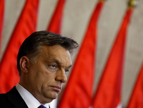 Viktor Orbán is forging ahead