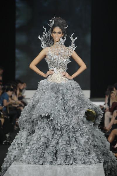 Indonesian Designer, Tex Saverio, is THE DESIGNER of ...