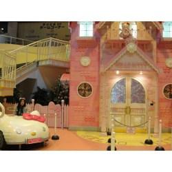 Cosmopolitan Hello Kitty House Car Hello Kitty House Hungrycuriouscat Hello Kitty House Bangkok Spa Hello Kitty House Tour