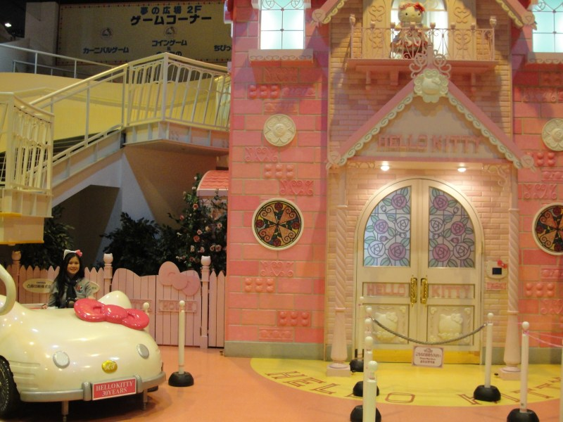 Large Of Hello Kitty House