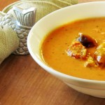Roasted Tomato Cream Soup