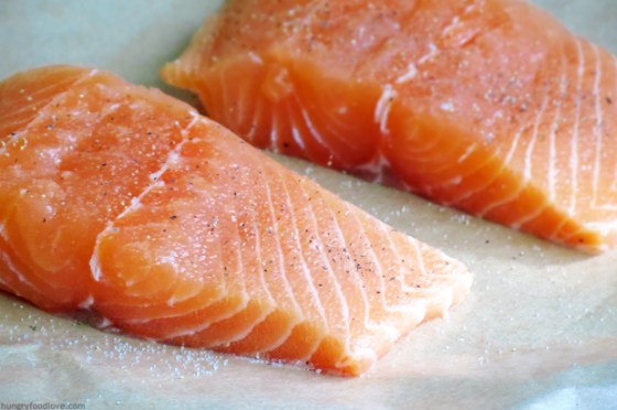 12 Minute Salmon so easy and so delicious
