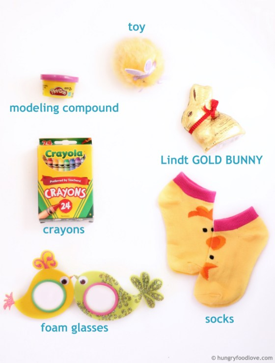 Build a Better Easter Basket with Lindt GOLD BUNNY