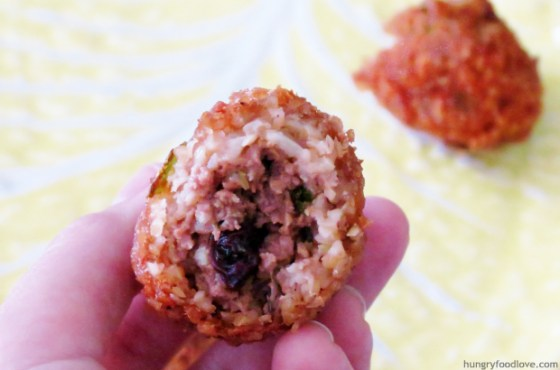 How to make Dominican Kibbeh - Kipes, Quipes