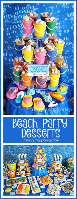 Picture Serve Up Some This Summer By Creating A Colorful Tablescape Filled Withfestive Under Beach Med Party Ideas Under Sea Desserts Beach Party Ideas College Beach Party Ideas 18th Birthday