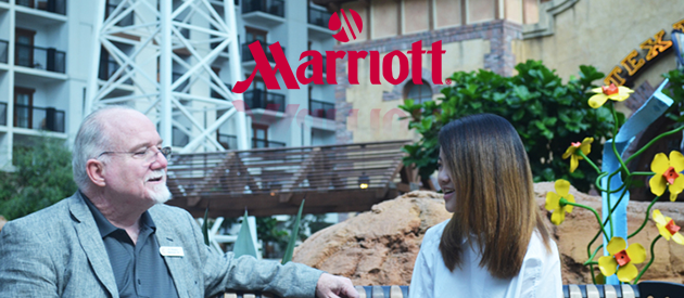 Marriott is Serious about Preserving Resources