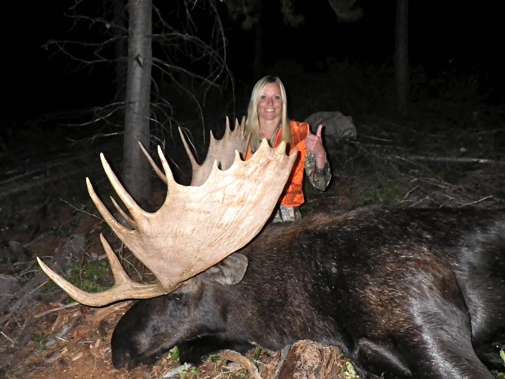 KoLiss Carr moose hunt 2013